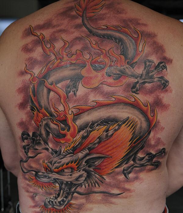 Genoeg Japanse tattoo laten zetten? Uitleg over de betekenis en stijl #IP58