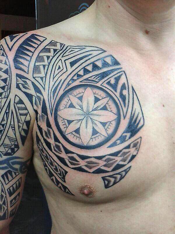 Bekend Maori tattoo laten zetten? Uitleg over de betekenis en stijl! GZ91