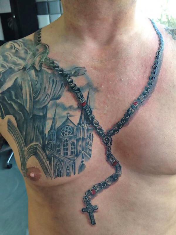 Kruis Tattoo Laten Zetten Lees De Betekenis Info En Tips