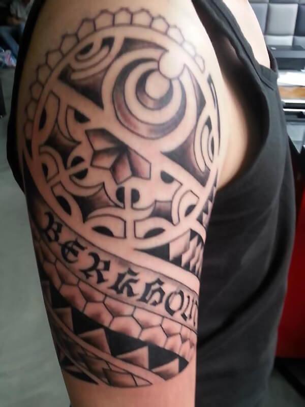 Tribal Tattoo Laten Zetten Uitleg Over De Betekenis En Stijl