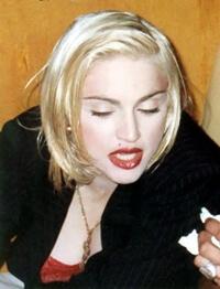 Schoonheidsvlekje van Madonna