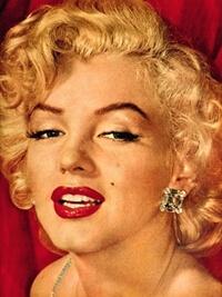 Schoonheidsvlekje van Marilyn Monroe