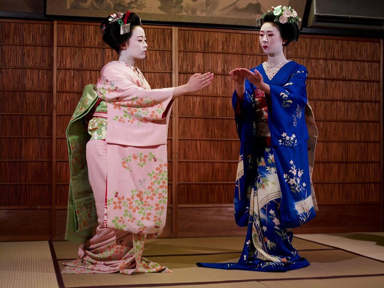 geisha wat is dat