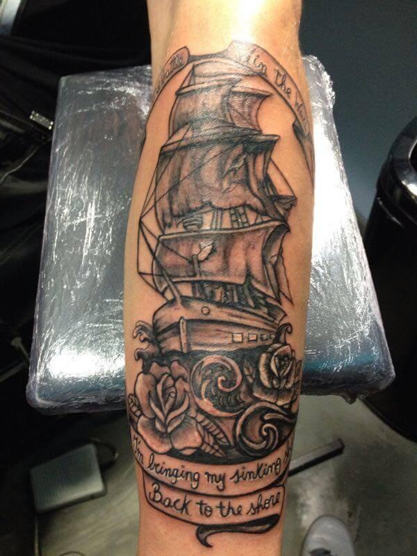 Old School Tattoo Laten Zetten Uitleg Over De Betekenis En Stijl