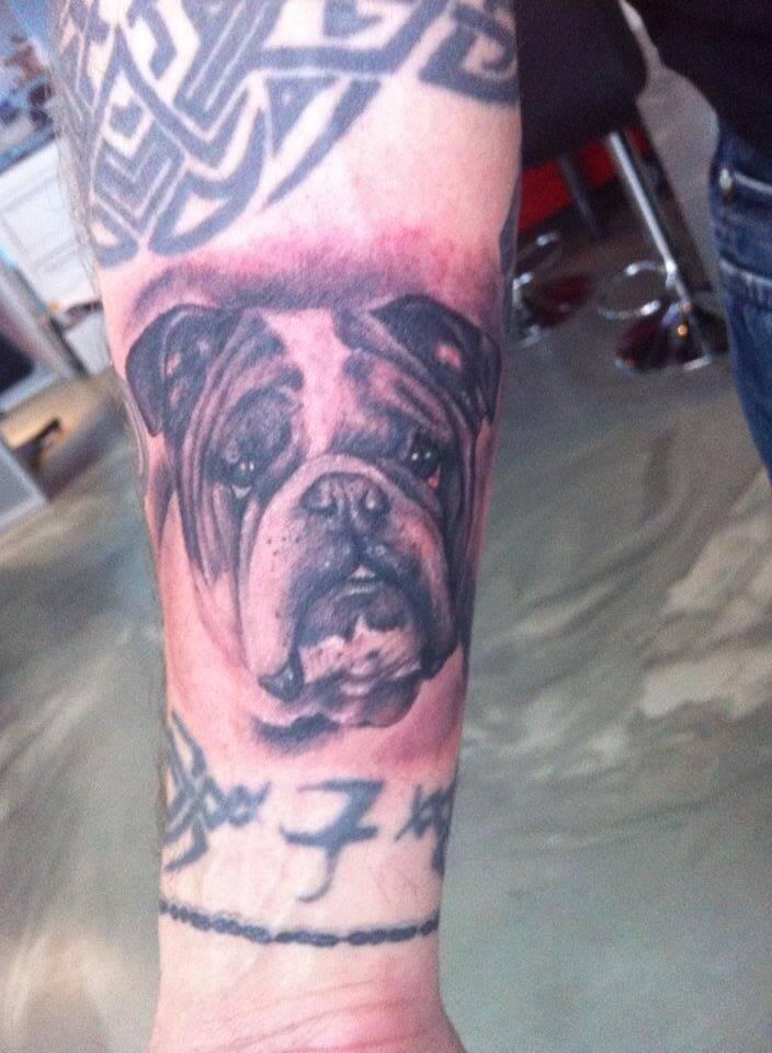 Vaak Portret tattoo laten zetten? Uitleg over de betekenis en stijl! @FL91
