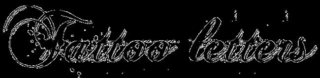 tattoo-letters-ginga