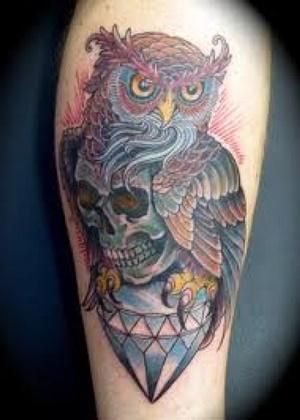 Uil Karper Tattoo Laten Zetten Lees De Betekenis Info En Tips