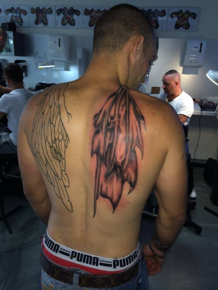 Schouder Tattoo Laten Zetten Informatie Tips En Pijn