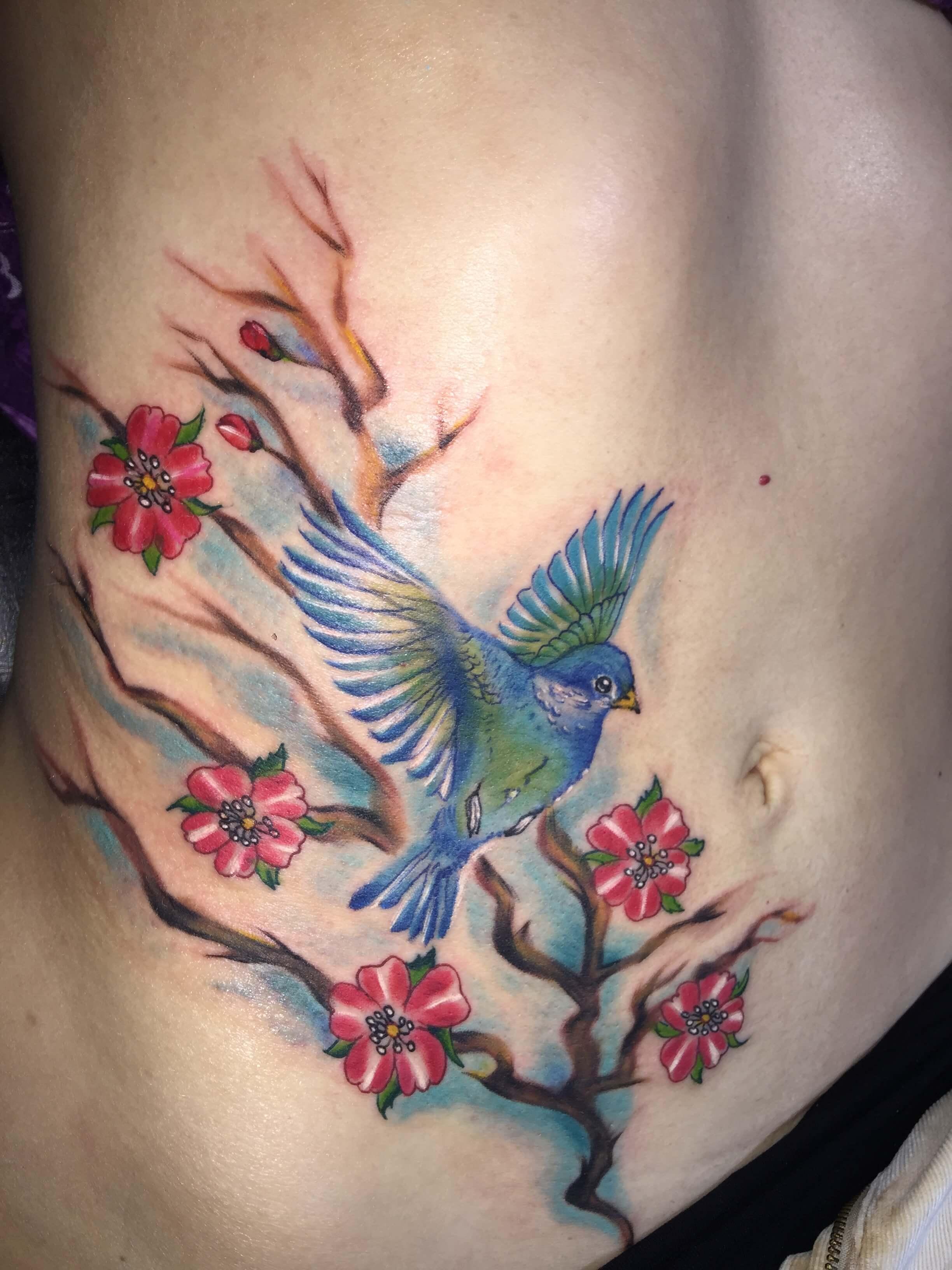 vogel tattoo voorbeelden laat je inspireren door dutch ink. Black Bedroom Furniture Sets. Home Design Ideas