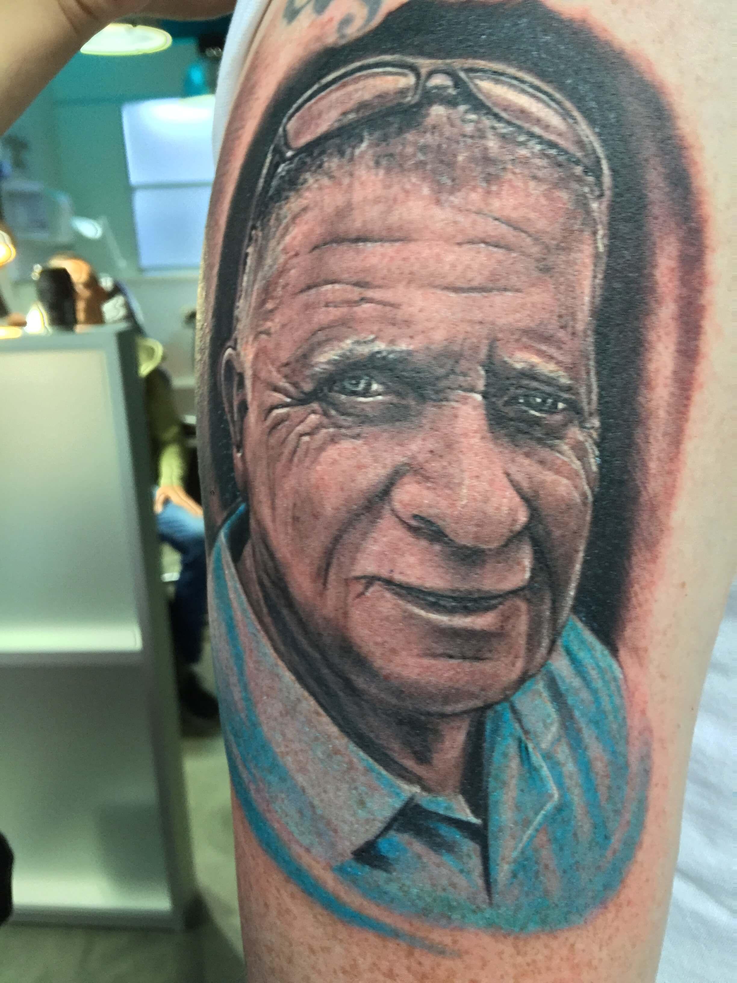 Portret Tattoo Laten Zetten Uitleg Over De Betekenis En Stijl