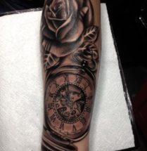 Bloemen Tattoo Voorbeelden Laat Je Inspireren Door Dutch Ink