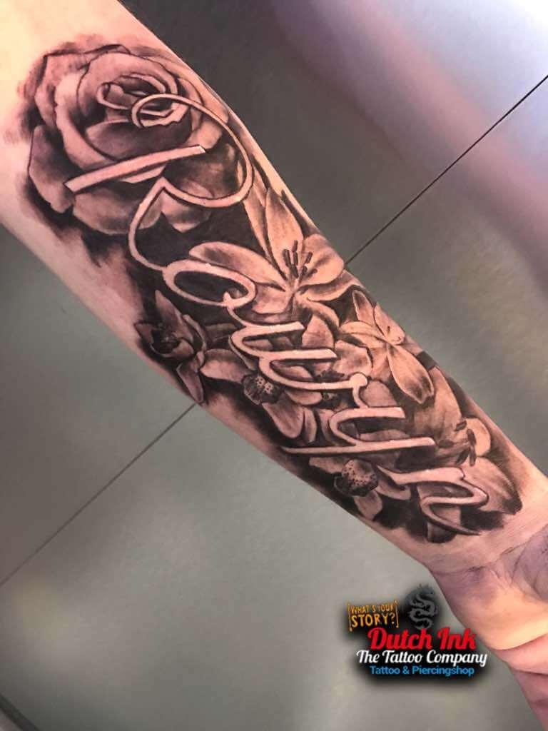 verwijderen tattoo