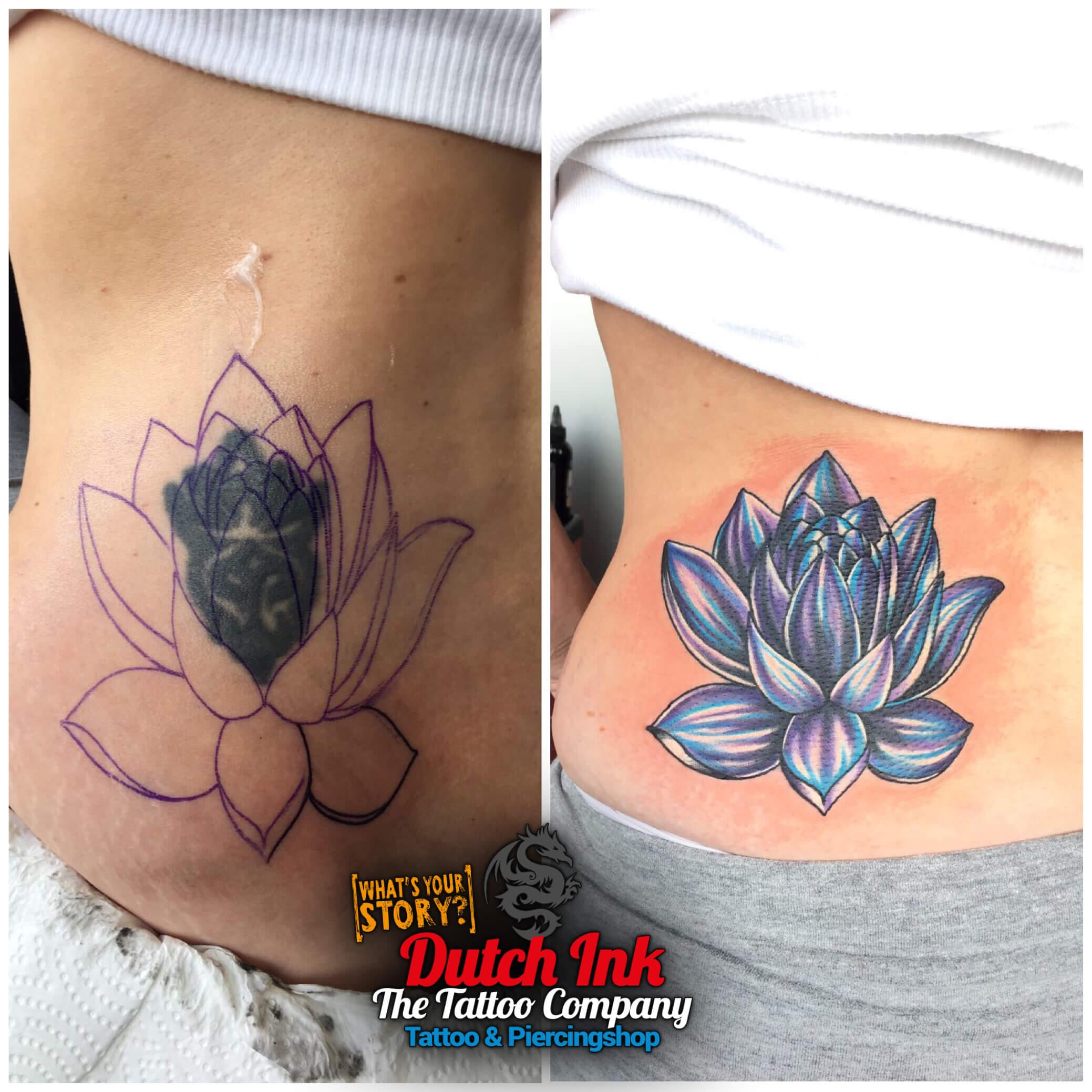 Cover Tattoo Voorbeelden Laat Je Inspireren Door Dutch Ink