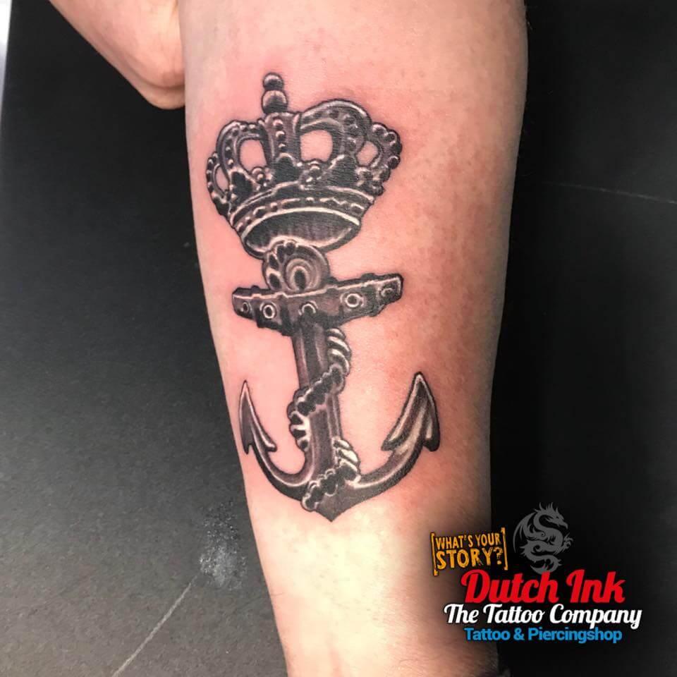 Black And Grey Tattoo Voorbeelden Laat Je Inspireren Door