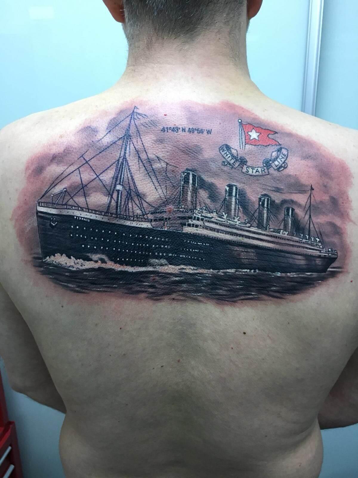 Rug Tattoo Voorbeelden Laat Je Inspireren Door Dutch Ink